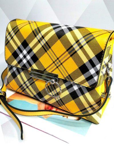 Žltá kabelka