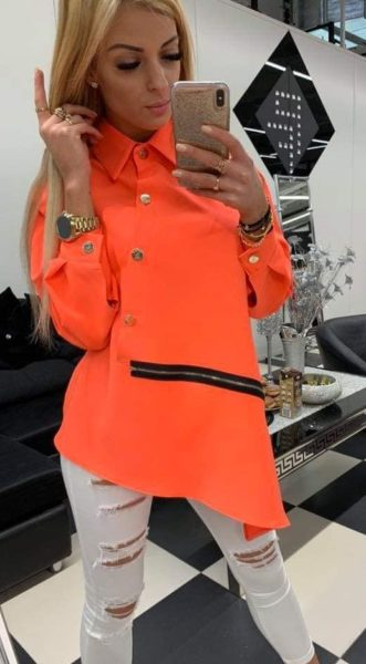 Blúzka Paparazzi fashion