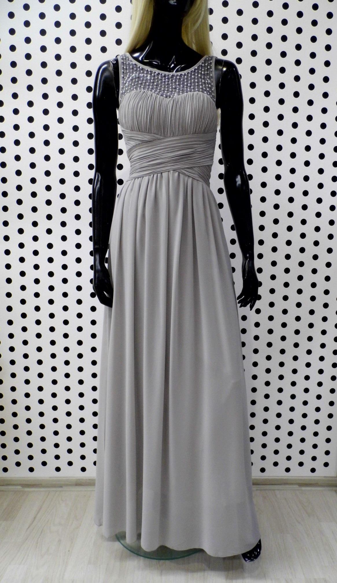 5cf3e5f5d Sivé spoločenské šaty – erlenfashion.sk