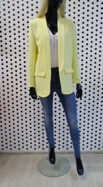 Žlté sako