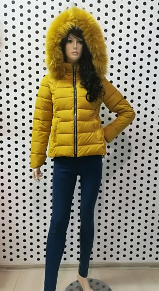 Žltá bunda
