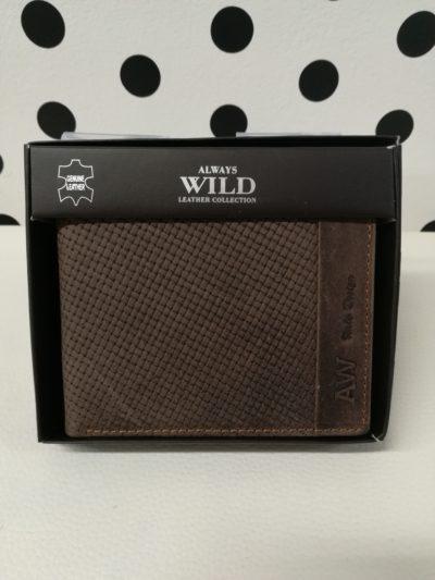 Pánska kožená peňaženka