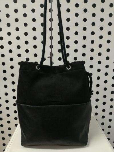 Čierna kabelka Cate Bagard