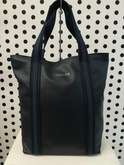 Tmavo modrá kabelka