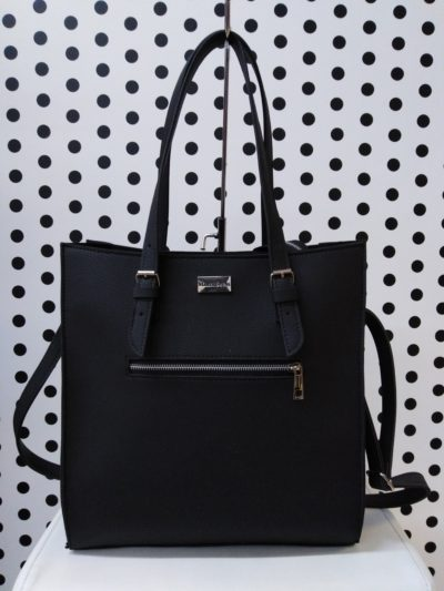 Čierna kabelka MB
