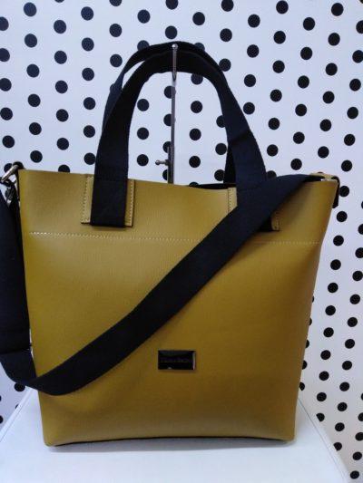 Žltá kabelka MB