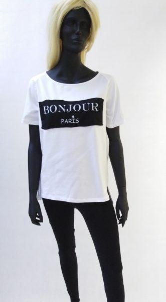 Tričko bonjour